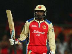 Photo : IPL 2013: Bangalore's easy win vs Kolkata