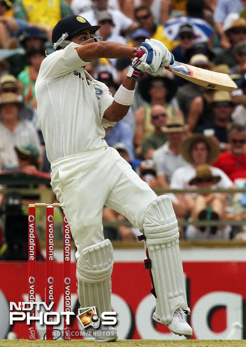 <b>VIRAT KOHLI:</b> His century in the practice match earned him a place in the playing XI ahead of Rohit Sharma. Young Kohli failed to grab the opportunities. In the first two Tests, he scored just 43 runs. While there were calls to drop him and bring in, a section of cricket experts believed he should get another chance. Many believed, he was under pressure as the top order collapsed too soon to give middle order something to build the innings on. <b>At Perth:</b> Kohli showed some resistance and played some real powerful shots. Just when he looked set for a big knock, Siddle had him caught out by David Warner for 44 runs.