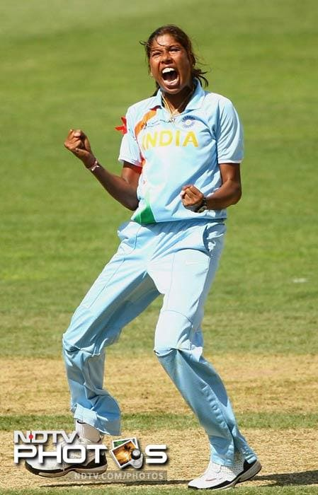Goswami has 135 ODI wickets from 114 matches and her Test record is almost as impressive.
