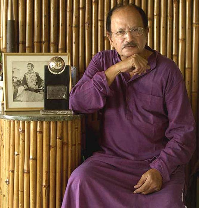"""""""I really don't know if I am worthy of this award, the BCCI's highest award,"""" said a modest Wadekar. For someone who is remembered for his heroics against West Indies in 1971, Wadekar is quite deserving."""