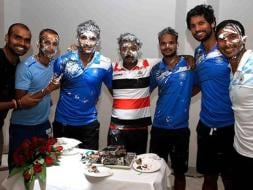 Hockey Champions Trophy: Birthday Bash for Team India, Tough Practice for Belgium