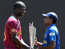 The happenings: Just before the World T20 final