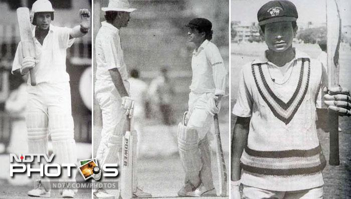 <b> First class, truly: </b>Sachin Tendulkar became the youngest cricketer to score a century on his first-class debut on December 11, 1988 when he scored 100 not out. Sachin went on to finish the season as Bombay's leading run scorer. He is the only Indian player to score a century in his Ranji Trophy, Duleep Trophy and Irani Trophy debuts.