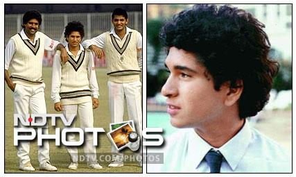 <b>Test debut: </b>At the age of 16, most cricketers dream of representing their states. But in an Indian side still basking in the glory of 1983, Sachin Tendulkar found a spot as a middle order batsman for his efforts in first class cricket.