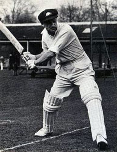 The greatest batsman cricket has known, Australia hero Don Bradman had rewritten the record books during the 1930s with remorseless efficiency and came to his final Test innings before retirement needing just four runs for a career average of 100. But instead he was bowled for a second-ball nought by leg-spinner Eric Hollies.<br><br>No-one though, before or since, has come close to Bradman's mark of 99.94