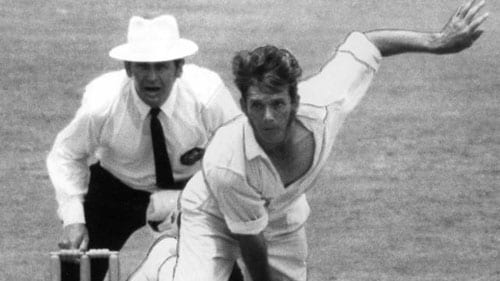 Western Australia swing bowler Bob Massie's haul of 16 for 137 would have been astounding at any time. That he took so many wickets on his Test debut, and at Lord's, 'the home of cricket', to boot, made it almost the stuff of schoolboy dreams.<br><br>A succession of England's best batsmen were left utterly bewildered by Massie's late swing, whether from over or around the wicket.<br><br>Unsurprisingly the game was dubbed 'Massie's Match' but sadly for the bowler himself he fell as fast as he rose and played just five more Tests.