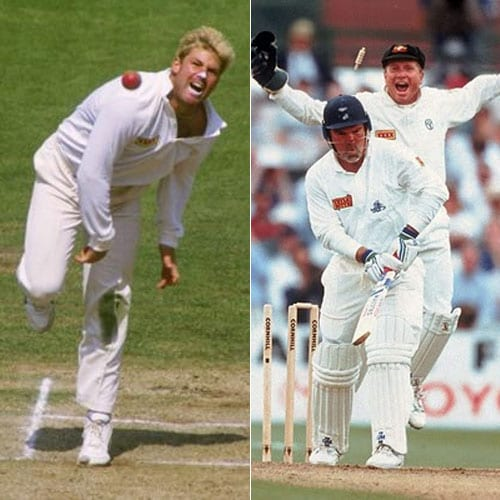 Rarely can one delivery have resonated for so long as Shane Warne's first ball in Ashes cricket.<br><br>Mike Gatting, one of England's better players of spin, was at the crease when Warne produced a spitefully sharply dipping and turning leg-break which pitched outside leg-stump and clipped the off-bail.<br><br>Warne was on his way to becoming one of the all-time greats and England in particular were in thrall to the Victorian.
