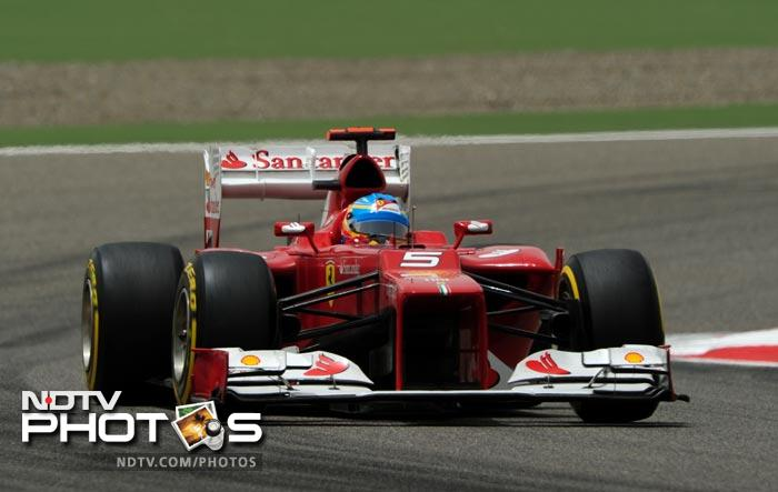Ferrari fared poorly as Fernando Alonso barely made it to the top ten, scraping to ninth position. His team mate Felipe Massa came fourteenth.