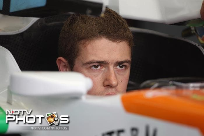 Force India performed decently thanks to Paul di Resta coming in at the tenth position, ahead of Kimi Raikkonen and team mate Nico Haulkenberg who took up the thirteenth spot.
