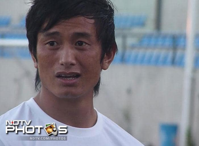 Having left school at the age of 16 for his ambition to be a footballer, Bhutia made his first appearance at the East Bengal football club in 1993. <br><br> He then went on to make a debut for India in the year 1995 in the Nehru Cup as a substitute. Bhaichung got his first taste of success soon after as he scored a match-winning goal against Uzbekistan at Kolkata.