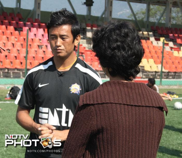 In 2010, Bhutia started 'Bhaichung Bhutia Football Schools' in Delhi to train and nurture talent in the country to help continue his pursuit of establishing support for the game.