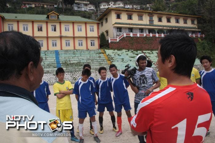 Bhutia has announced that he will provide free training to under-privileged children to help the sport grow in all areas.