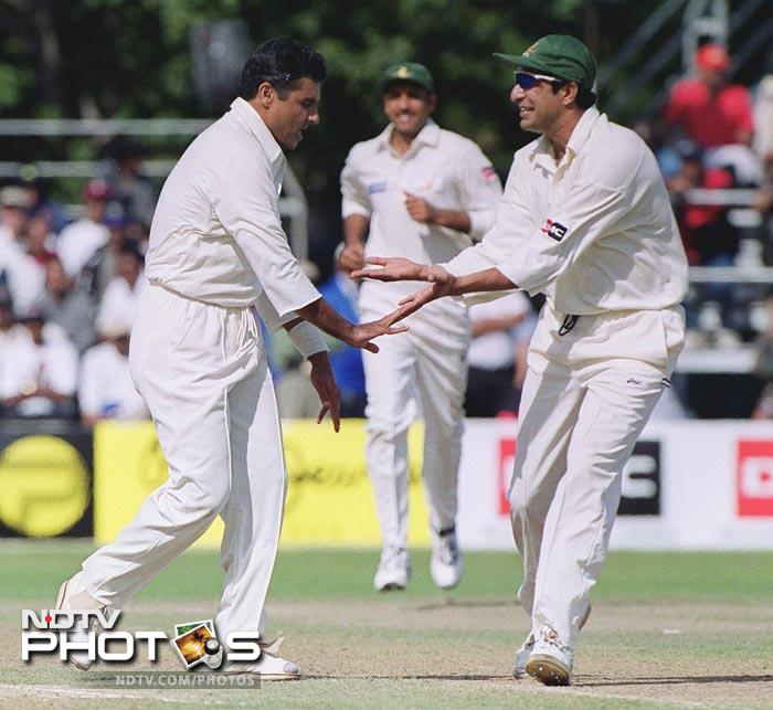 "<b>Waqar Younis vs Wasim Akram:</b> These two legends of swing bowling were bitter rivals as well. Their infightings were known when they were on top. A few years back, Akram said in an interview: ""We hated each other so much that we were not even on talking terms both on and off the field; but the fact is that Pakistan benefited from our rivalry. Every time Waqar took wickets, I too would too get charged up to do the same.""<br><br>With time, things have cooled down and the two are friends now."