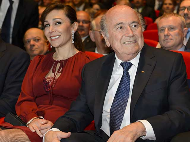 The King of Football and His Lady Luck