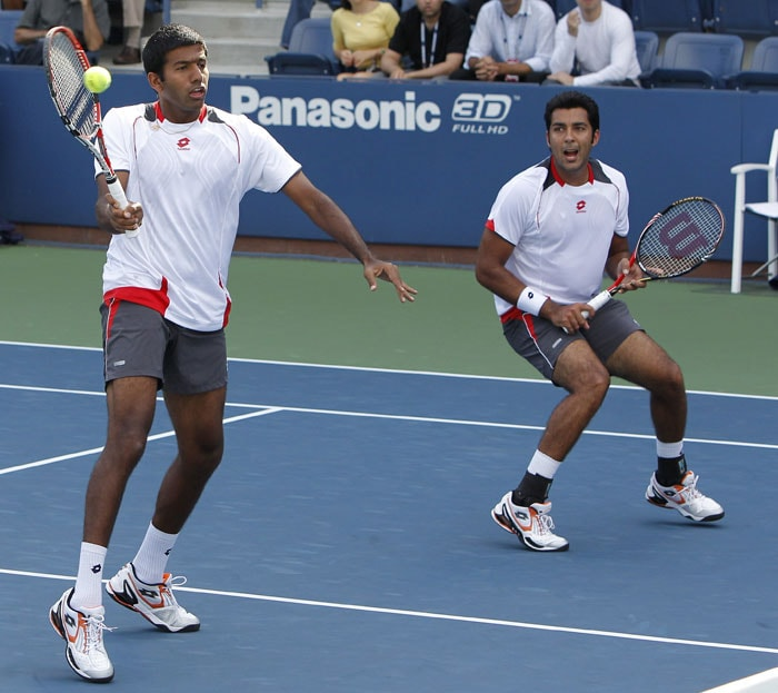The Indo-Pak duo of Rohan Bopanna and Aisam-ul-Haq Qureshi continue to make history at the US Open, they're now in their maiden Grand Slam final and will face the top seeded Bryan Brothers.