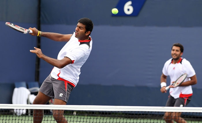 Though there summit clash seems tough on paper against the Americans but Bopanna and Qureshi can draw confidence from the fact that they beat the Bryans just a few weeks ago in an ATP tournament in Washington.