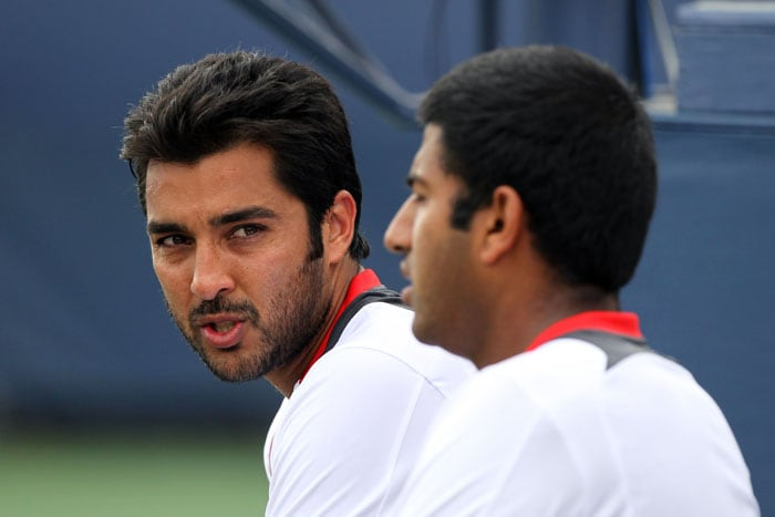 The two players have also finished as runner-ups in many other tournaments over the past few years. In 2007, the two finished as runner-ups in an ATP event in Mumbai.