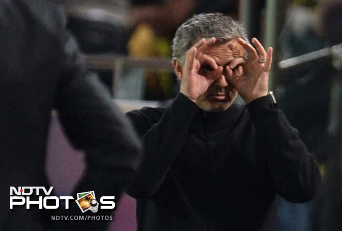 "Mourinho's team now face an uphill battle at the Estadio Santiago Bernabeu in Tuesday's return leg, but with Real chasing a tenth European title, the 50-year-old self-styled 'Special One' has promised they will put up a fight. <br><br> ""I have learnt that anything can happen in football, it will be tough next week, but nothing is impossible and my footballers will try to show that next Tuesday,"" said Mourinho."