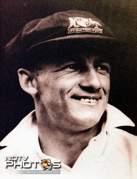 He kept scoring heavily before he was picked for the Australian side in 1928. A season before that he made his first-class debut at an age of 19 and scored a century.