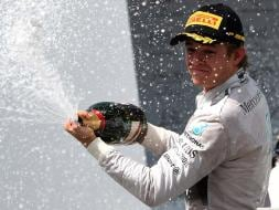 Nico Rosberg Wins in Brazil to Keep Title Race Alive