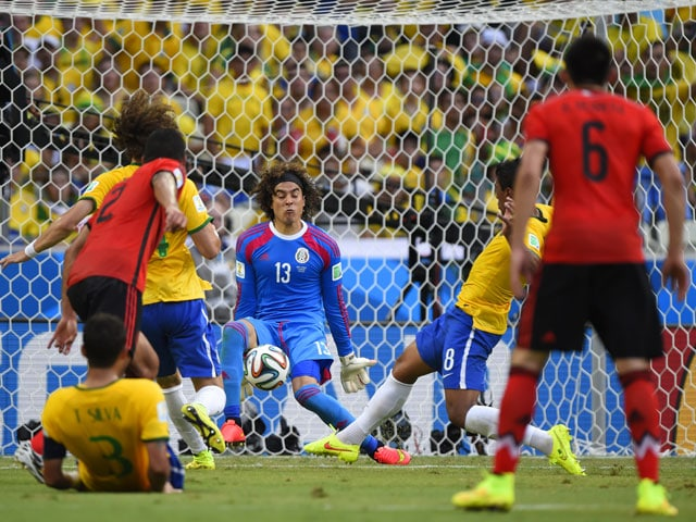 FIFA World Cup: Mexico Hold Brazil to a Goalless Draw