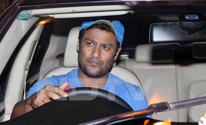 Abhishek Kapoor is ready to <i>Rock On</i>. <br>(Photo Courtesy: Varinder Chawla)