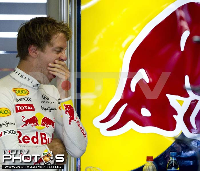 In fact, life can be pretty tiring for a F1 driver, especially if he has to retain his winning form on track. With Vettel though, he may just be too bored with all the wins, laurels and accolades. Just a viewpoint.