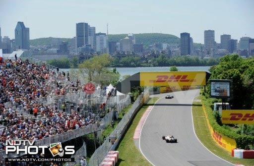 The Grand Prix here was the most watched in the world in 2005 but it faded from the international calender in 2009, only to return in 2010.