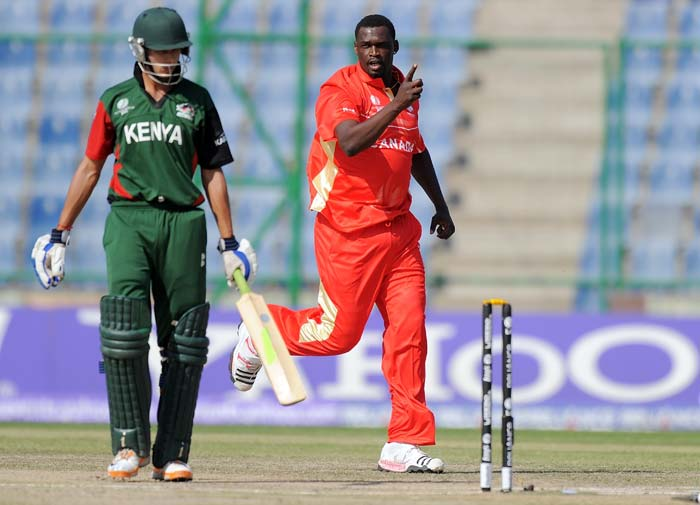 Earlier in the day on Monday, Canada made the perfect start despite losing the toss. Henry Osinde removed both openers to set Kenya back.