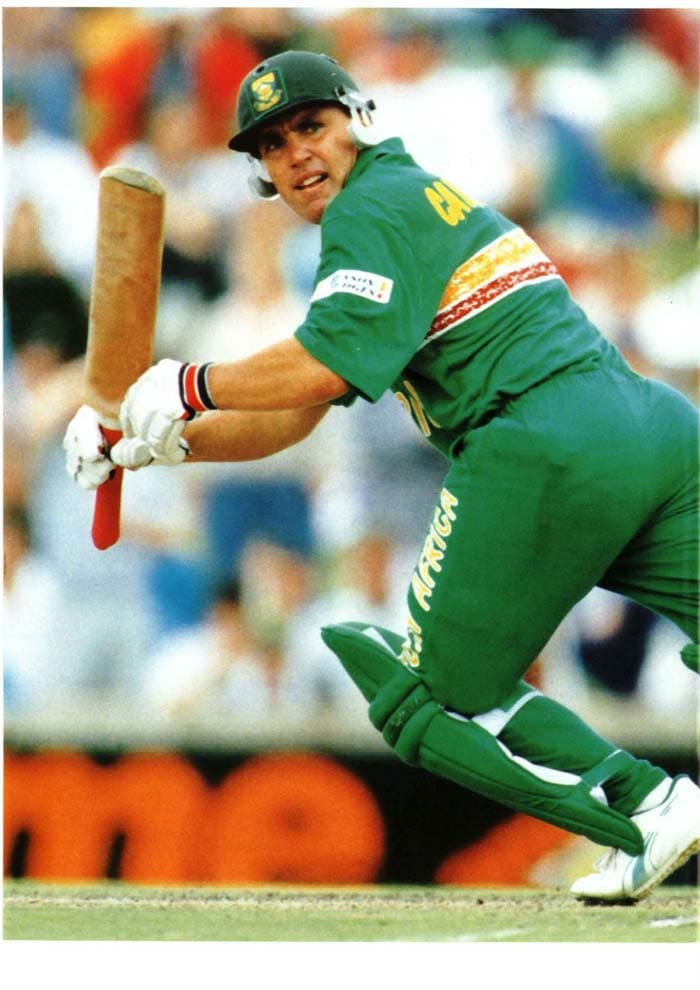 <b>Dave Callaghan:</b> The South Africa all-rounder was treated for cancer in 1991, but returned to full health and earned a place in the national squad in the next year. He played 29 ODIs in his South Africa career before retiring from cricket in 2003.