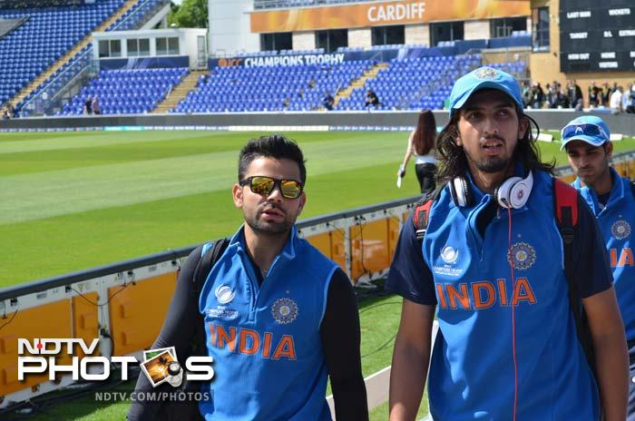 Virat Kohli and Ishant Sharma would look to continue their good form which they showed in the warm-up games. Kohli scored a 144 against Sri Lanka, while Ishant picked up 3 wickets against Australia.