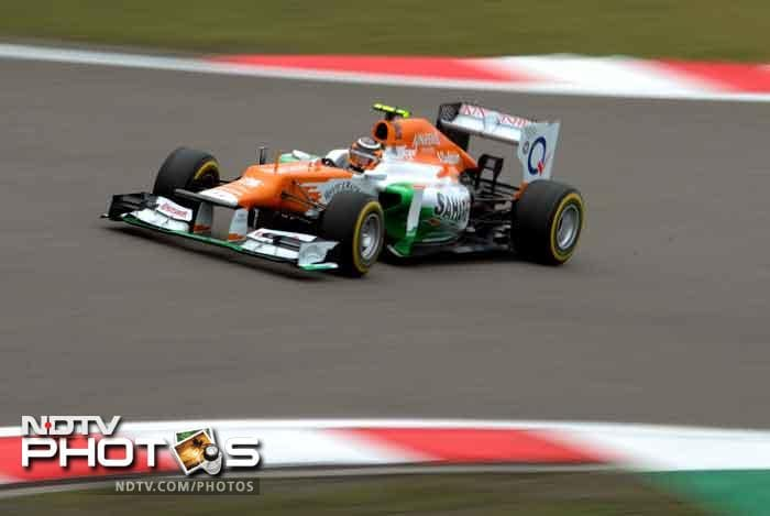 Force India failed yet again as Nico Haulkenberg could only finish sixteenth in the standings. His partner in Paul di Resta will take the fifteenth place on the grid.