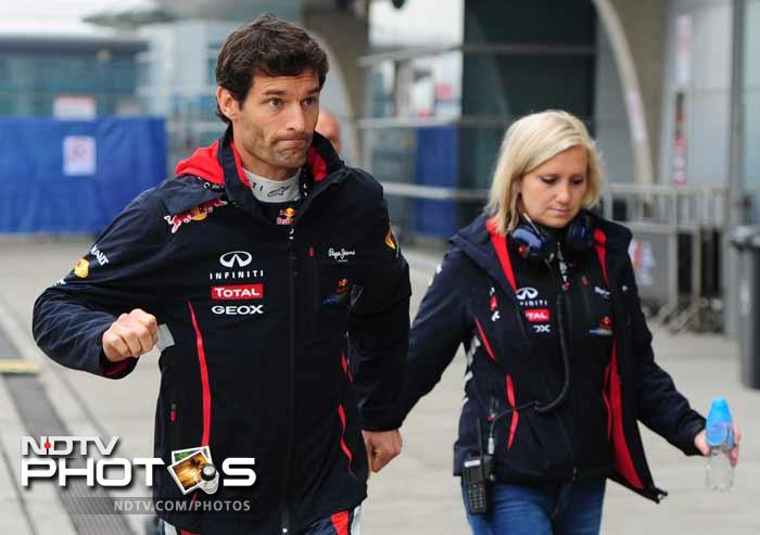 Mark Webber saved Red Bull some face by finishing in the top ten after a disastrous performance by Sebastian Vettel.