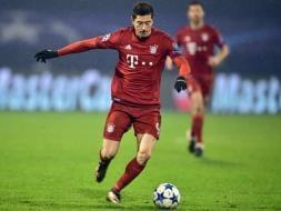 Photo : UEFA Champions League: Big Guns Bayern Munich, Chelsea, Arsenal in Last 16