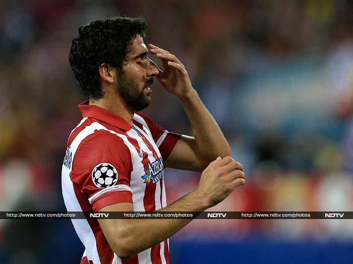 Atletico nearly broke through in the final 15 minutes as Raul Garcia and substitute Arda Turan sent headers wide, while Gabi Fernandez and Diego Costa forced Schwarzer into saves.