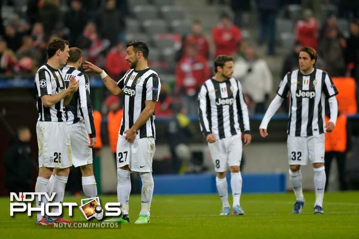 It was a dominant showing by Bayern, as Juventus were left shocked by the efficiency displayed by their opponents.