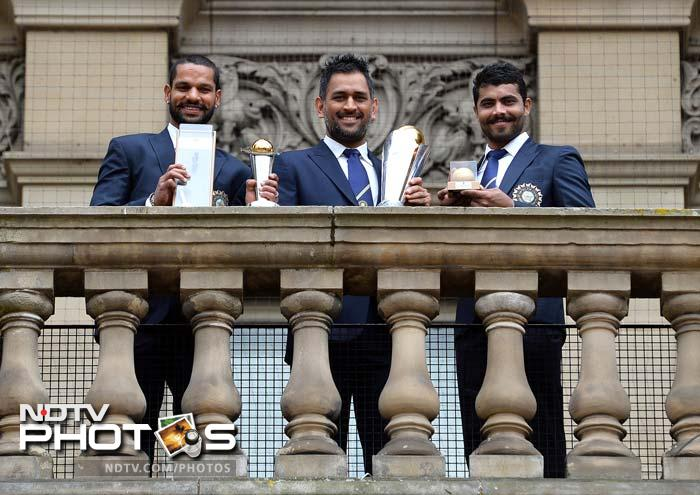 These three players - joined by Virat Kohli and Bhuvneshwar Kumar - also made it to the ICC Team of the Tournament, once again showing the dominance that Team Indian enjoyed in Champions Trophy 2013.
