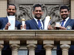 Champions Trophy: Whitewash of awards for India