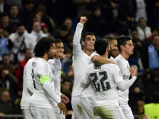 UEFA Champions League: Real Madrid, Paris-Saint German Ease Into Second Round