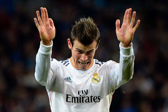Looking to avenge their semi-final defeat at the hands of the Germans last season, Madrid flew out of the traps and were ahead within three minutes when Gareth Bale poked home from Dani Carvajal's pass.