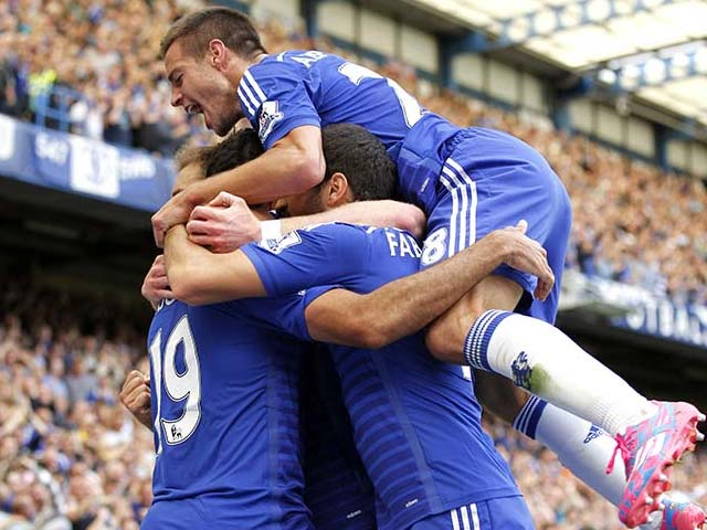 EPL: Chelsea Grab 2nd Straight win; Arsenal Draw Against Everton