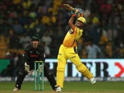 Photo : CLT20: Clinical Chennai Blunt Dolphins' Challenge