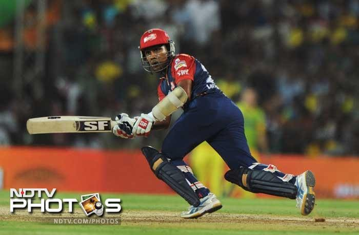 Mahela Jayawardena was the only one who stood through the major part of the 2nd innings, showing Delhi some rays of hope. But his highest score of 55 runs went in vain as wickets kept falling from the other end.