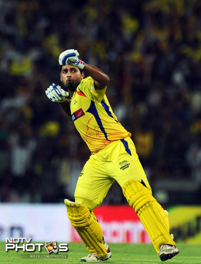 Murali Vijay batted all the 20 overs to slam a ton and guide his team to a score which was near impossible to chase.