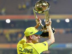 Michael Clarke Says Goodbye to ODIs, MCG Thanks its Captain