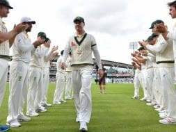 Ashes: Michael Clarke Bows Out On A High as Australia Demolish England