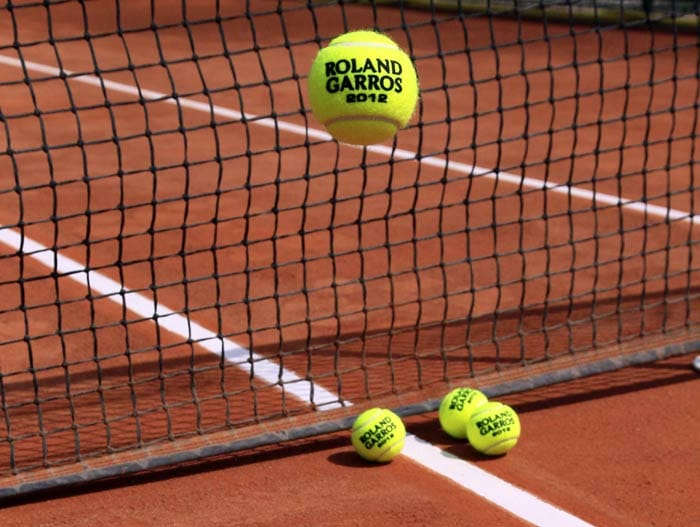 Playing on a clay court is not easy but preparing a clay court can be equally testing. As the French Open is all set to get underway, we take a look at how is the stage prepared for the second Grand Slam. (AFP Photo)