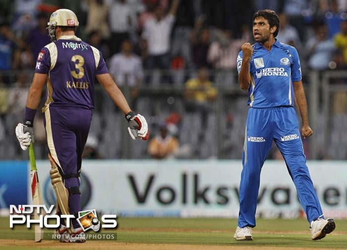 The bowler who plays for Mumbai Indians suffered a suspected ankle injury after slipping on the field while chasing the ball during the fifth and final ODI against England. The seriousness of the injury is still not known but if he fails to make it for Mumbai, it'll be another setback for the IPL team. Thank god for them that Harbhajan Singh, who also missed most of the England tour, recovered in time.