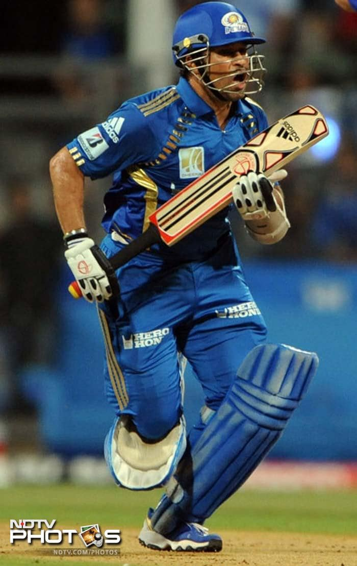 The master blaster's importance in the Mumbai Indians line-up is unmatched but in the 2011 edition of Champions League T20, the team will have to do without their skipper. Sachin was earlier ruled out of the ODI series in England due to an an inflammation on his right toe.
