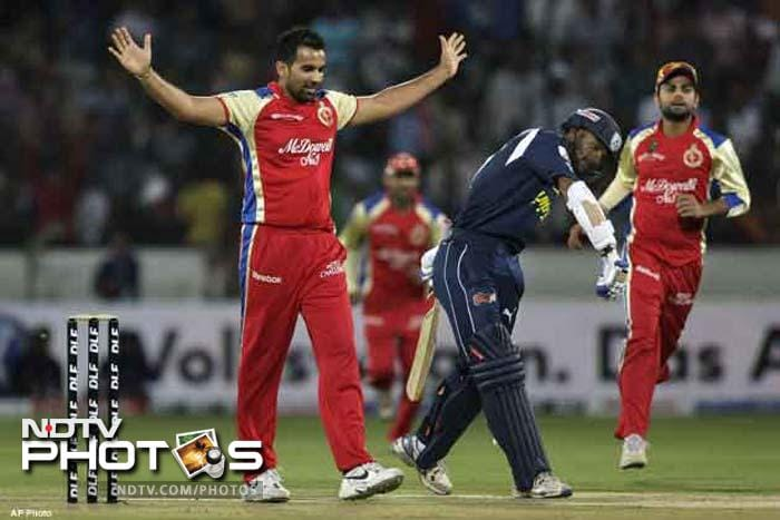 India's leading pacer, also a vital part of the Royal Challengers Bangalore team, will not be seen in action in the Champions League. RCB are sure to miss Zaheer's services in the tournament. The pace spearhead had an ankle surgery and he is expected to take 14-16 weeks to heal completely.
